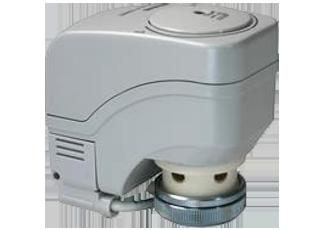 Привод клапана электромоторный