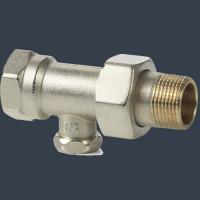 2-ходовой седельный радиаторный клапан