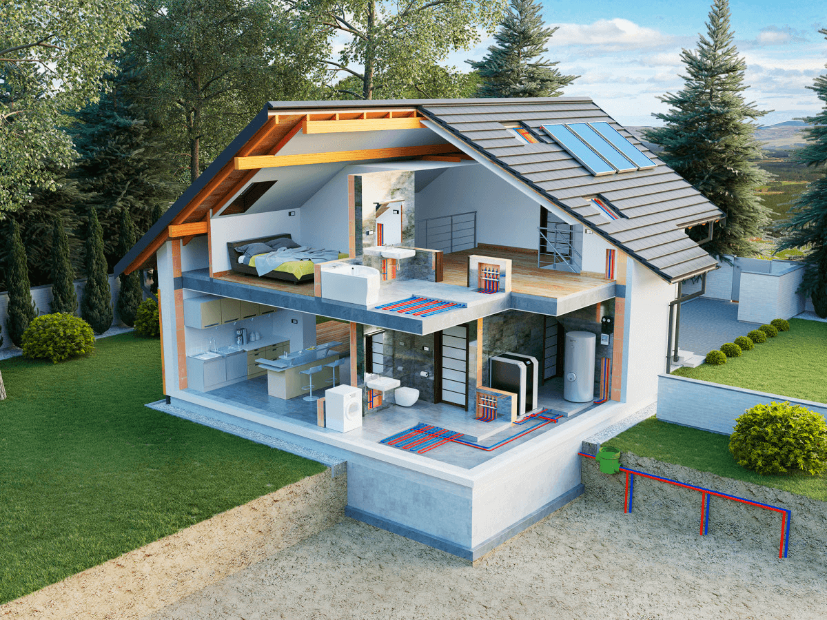 Энергосберегающие инженерные системы