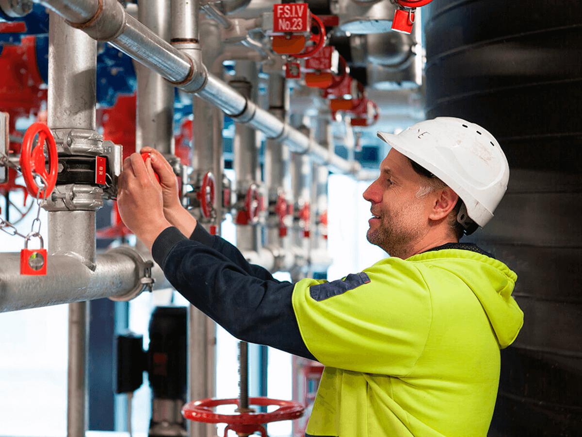 Строительно-монтажные работы по автоматизации и диспетчеризации инженерных систем