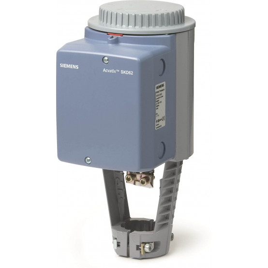 Привод клапана электрогидравлический, 1000 N, 20мм, AC 24 V, DC 0..10 V, 4...20 мA