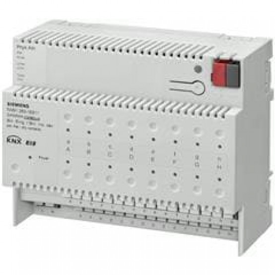 Двоичный вход N 262E/11, 16 безпотенциальных контактов, монтаж на DIN -рейку