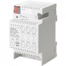 Выключатель нагрузки N 512/11, модульный (основной модуль), 3х230-400V AC 16A, автоподстройка под характер нагрузки, подключение до 4 дополнительных модулей, для установки на DIN-рейку, 3 ТЕ