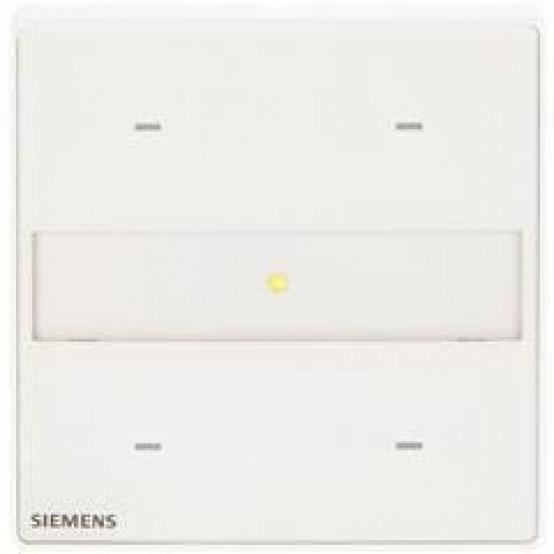 Сенсорный датчик, двойной, со светодиодом состояния, Gamma arina, цвет белый