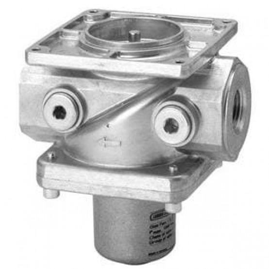 """Газовый клапан, 2 """", 600 мбар, 47,4 м³ / час, 4xRp¼"""", контурный диск, регулировка расхода газа"""