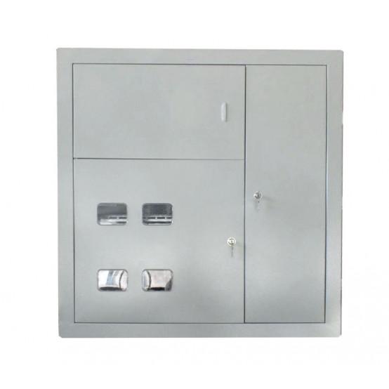 Щит этажный ЩЭ 2 кв. (1000х950х140) IP31 EKF Basic