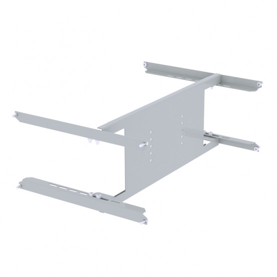 Монтажная плата для горизонтального ВА-99/250 3Р/4P EKF AVERES