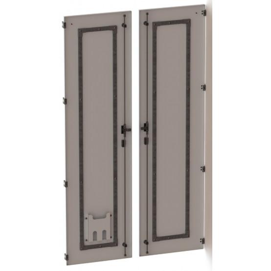 Комплект дверей FORT для корпуса высотой 2200 и шириной 1000 IP31 EKF PROxima