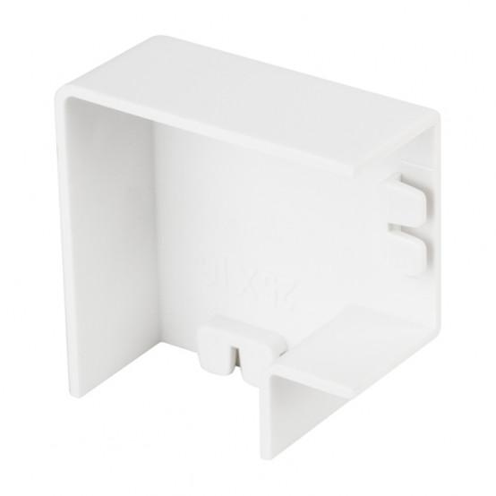 Поворот 90 гр. (100х60) (2 шт) Plast EKF PROxima Белый