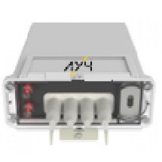 Счетчик электрической энергии однофазный прямого включения многотарифный с радиомодемом LPWAN и функцией дистанционного отключения электроэнергии ЛУЧ-УЭ1 Сплит 5(80)А; ОАBQUVFI-С (Оптопорт; интерфейс RS-485; Bluetooth, параметры качества ЭЭ; Электронная п
