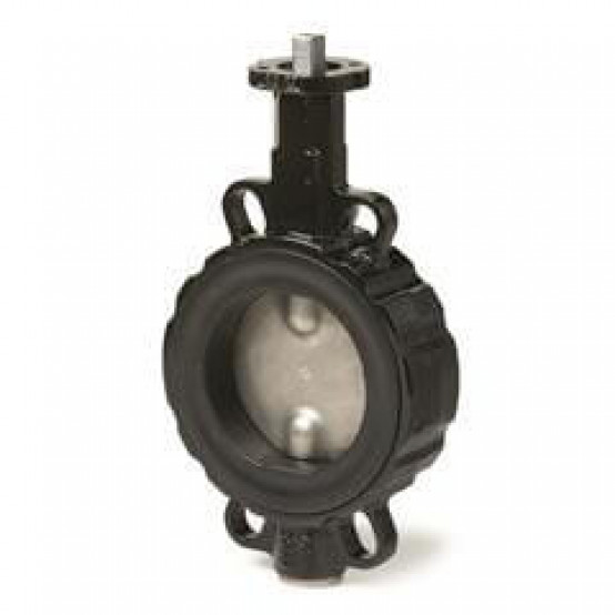 Клапаны баттерфляй, фланцевые, PN6/10/16, DN350, kvs 11500, Плотное закрытие