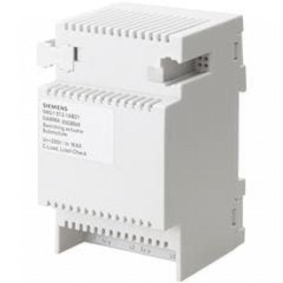Выключатель нагрузки N 512/21, модульный (дополнительный модуль), 3х230-400V AC 16A, автоподстройка под характер нагрузки, для установки на DIN-рейку, 3 ТЕ