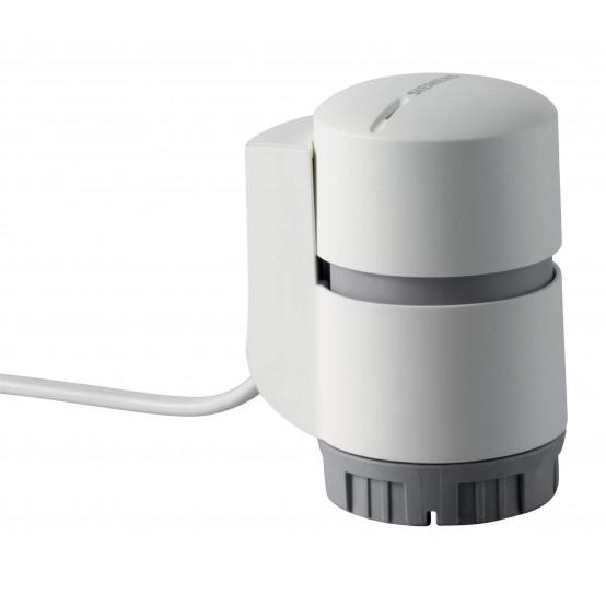 Привод клапана электротермический, AC 230 V, НО, 2-позиционный, 1 м