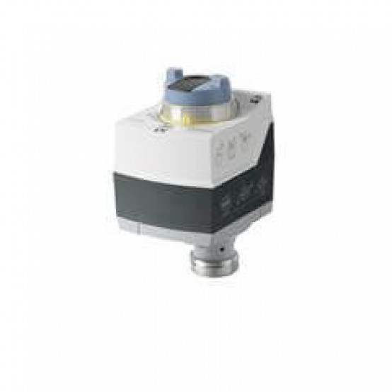 Электромоторный привод, 400 Н, 5,5 мм, AC / DC 24 В, 3-точечный, 120 с
