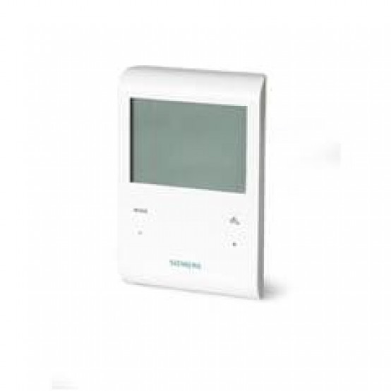 Электронный контроллер комнатной температуры Siemens RDD100.1DHW