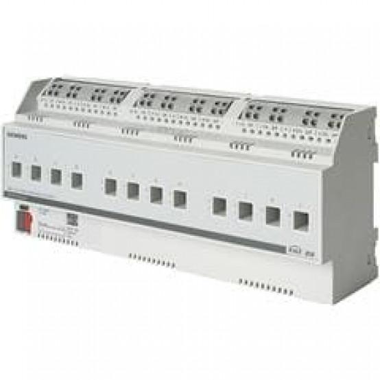 Релейный модуль 12 x AC 230 V, 6 AX, C-Load