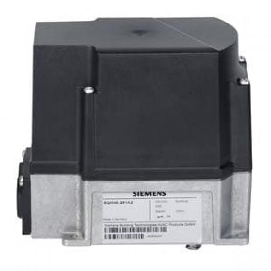 Привод, 10 Нм, 90 ° / 30 с, электронная версия, вал 10 мм + ключ, CE, 1 pot, AC230В