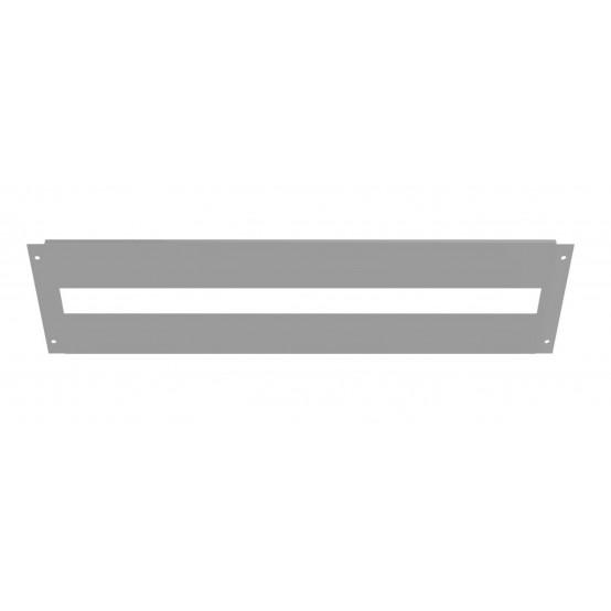 Пластрон FORT высотой 200мм под 1 уровень мод. авт. выкл. для шкафа шириной 800мм (3шт.) EKF PROxima