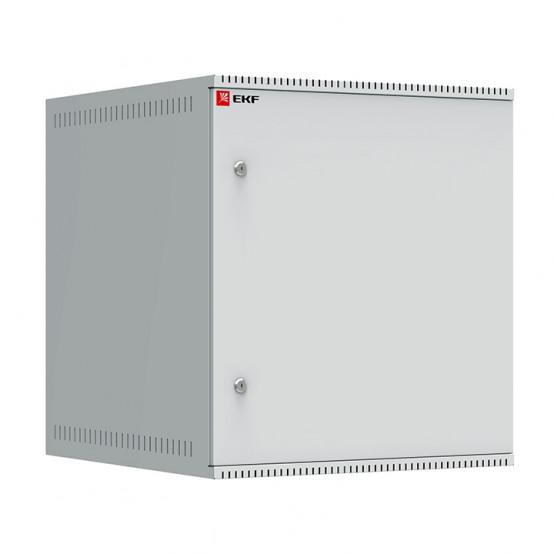 Шкаф телекоммуникационный настенный 12U (600х650) дверь металл, Astra A серия EKF Basic