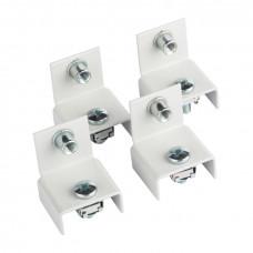 """Комплект из 4-х направляющих для крепления фальш-панелей в щиты серии """"Гранит"""" EKF PROxima"""