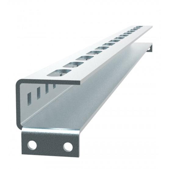 Усиленная рейка FORT для корпуса шириной 1000 (2шт.) EKF PROxima