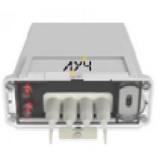Счетчик электрической энергии однофазный прямого включения многотарифный с радиомодемом LPWAN+3G и функцией дистанционного отключения электроэнергии ЛУЧ-УЭ1 Сплит 5(80)А; ОАBQUVFI-С (Оптопорт; интерфейс RS-485; Bluetooth, параметры качества ЭЭ; Электронна