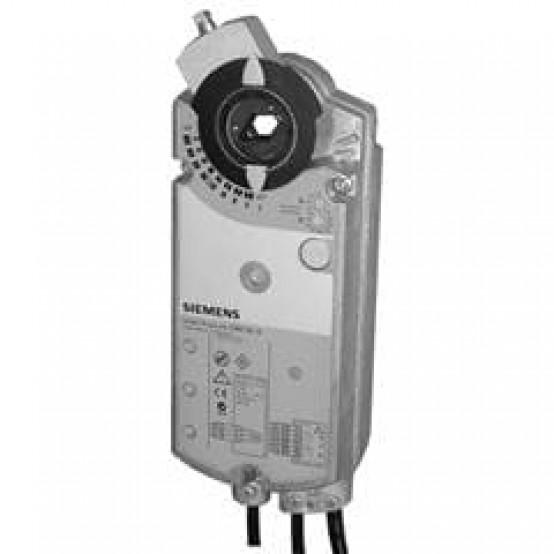 Привод воздушной заслонки Siemens GBB335.1E