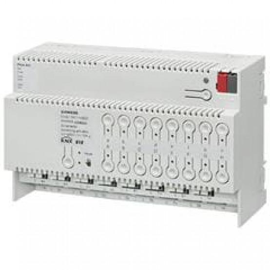 Выключатель нагрузки N 567/22, 16х230V AC 10A, для установки на DIN-рейку, 8 ТЕ