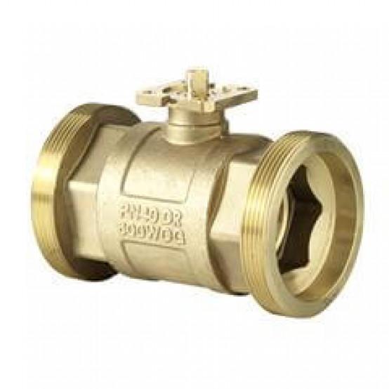 2-ходовой шаровой клапан, с внешней резьбой