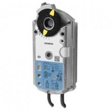 Привод воздушной заслонки Siemens GEB136.1E