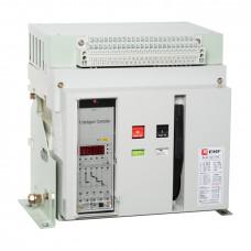 Выключатель автоматический ВА-45 2000/ 800 3P 50кА стационарный EKF PROxima