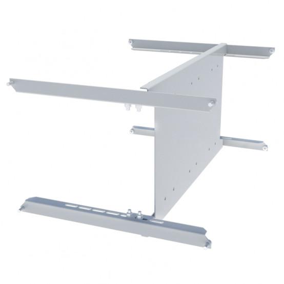 Монтажная плата для 3-х вертикальных AV POWER-3 TM/ETU 3P EKF AVERES