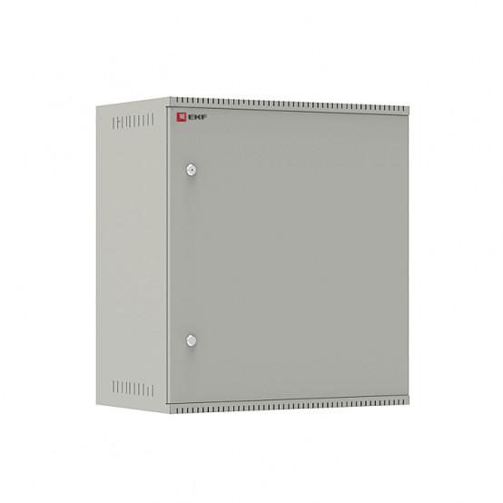 Шкаф телекоммуникационный настенный 12U (600х350) дверь металл, Astra E серия EKF PROxima