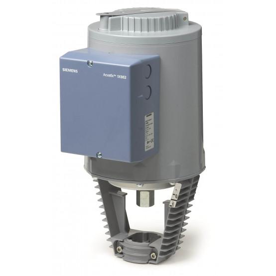 Привод клапана электрогидравлический, 2800 N, 20мм, AC 230 V, 3-позиционный, ФУНКЦИЯ БЕЗОПАСНОСТИ