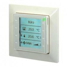 Комнатный модуль для KNX PL-Link, конфигурируемый, монтаж в квадратную рамку