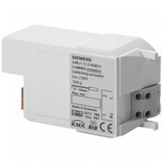 Переключатель нагрузки, 1 x AC 230 В, 16 AX, C load