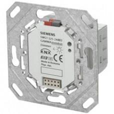 Универсальный диммер, 1 x AC 230 В, 10 ... 250 Вт, с монтажной рамкой и интерфейсом BTI