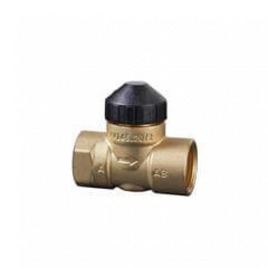 Клапан 2-ходовой, внутренняя резьба, PN16, DN15, KVS 2.15