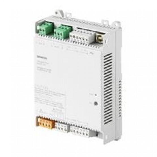 Комнатный контроллер BACnet MS/TP, AC 230 В (1 DI, 2 UI,7 DO)