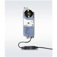 Привод воздушной заслонки Siemens GIB161.1E/MO