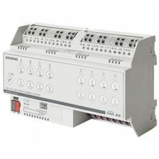 Диммер/выключатель 8 x AC 230 V,10 AX, 1…10 V