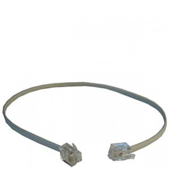 10 соединительных кабелей, для AZL2, с разъемом RJ11, длина кабеля 1 м