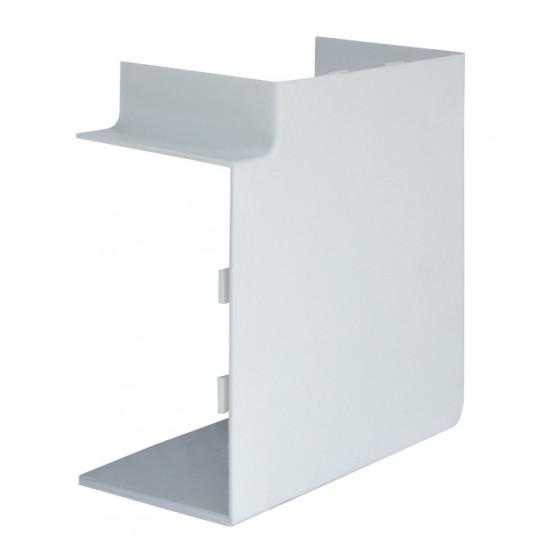 Угол плоский L-образный (80x40) Plast EKF PROxima