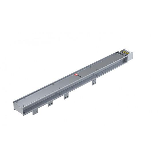Cекция для подключения к сухому трансформатору 2500 А IP55 AL 3L+N+PE(ШИНА)