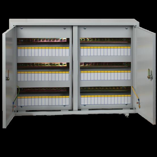 Щит распред. навесной ЩРН-90 двухдверный (480х680х120) IP31 EKF PROxima