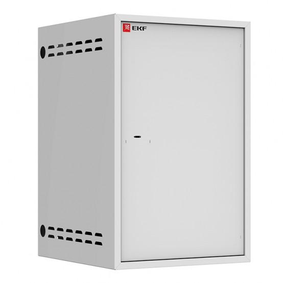 Шкаф телекоммуникационный антивандальный 18U настенный, Astra A серия EKF Basic