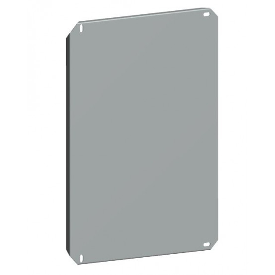Монтажная панель 1,5мм для ЩРНМ-2, ЩМП-06 EKF PROxima