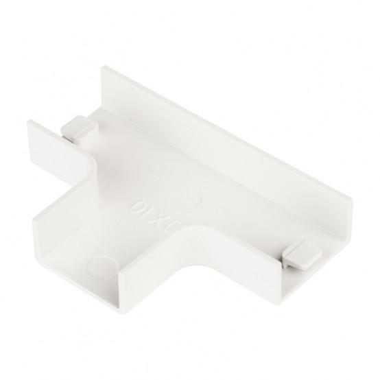 Угол T-образный (100х40) (2 шт) Plast EKF PROxima Белый