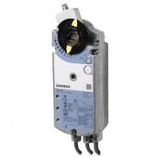 Привод воздушной заслонки Siemens GBB136.1E