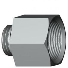 """Монтажный комплект с крепежом защитной трубки, для QRI, Pg9 x ½ """" NPT резьба"""